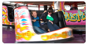 Skegness Funfair and Amusements at Bottons